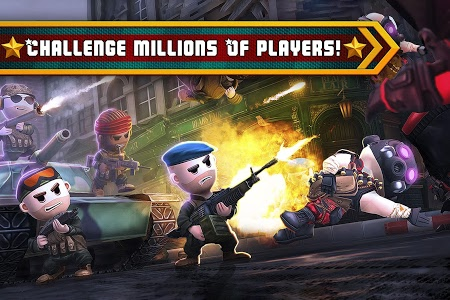 Download Pocket Troops: The Expendables 1.25.3 APK