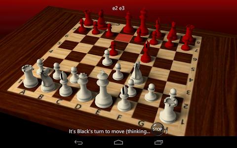 screenshot of 3D Chess Game version 2.4.3.0