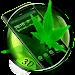 Download 3D Green Maple Leaf 1.1.5 APK