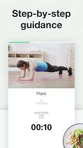 screenshot of 8fit Workouts & Meal Planner version 4.2.8