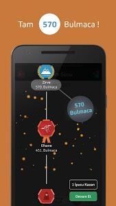 screenshot of A Word Kelime Oyunu (Türkçe) version 1.4.0