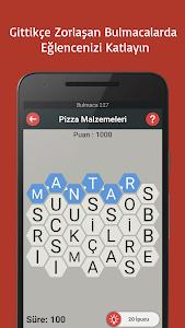 screenshot of A Word Kelime Oyunu (Türkçe) version 1.3.7