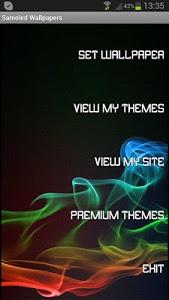 Download ADW Theme Samoled 1.16 APK
