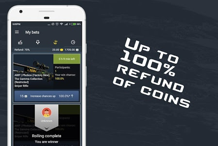 Download AWP Lotto skins 0.1.47 APK