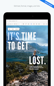 Download Adobe Acrobat Reader  APK