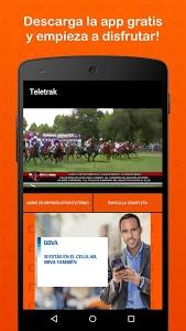 screenshot of Agamba TV & Radio version 3.2