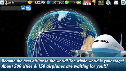 Download AirTycoon Online 2 1.7.4 APK