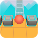 Download Scrolling Ball in Sky: casual rolling game 3.0.1 APK