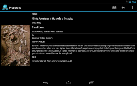 Download AlReader -any text book reader 1.911805270 APK