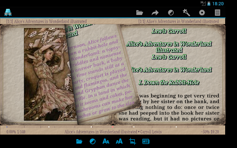 Download AlReader -any text book reader 1.911805270 APK