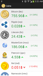 Download All Coins -Live Bitcoin Prices 1.1.0 APK