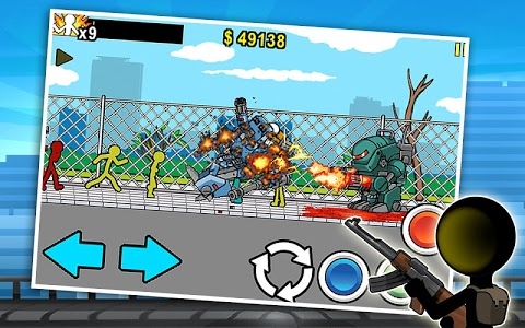 Download Anger of Stick 2 1.1.2 APK