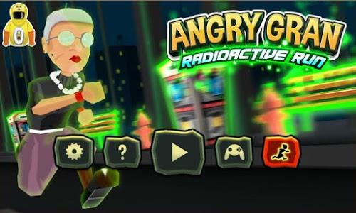 Download Angry Gran RadioActive Run 1.6.1 APK