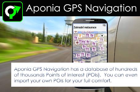 Download GPS Navigation & Map by Aponia  APK