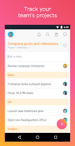 Download Asana: organize team projects 6.9.1 APK
