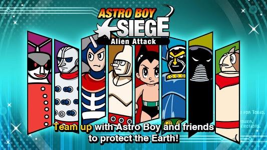 Download Astro Boy Siege: Alien Attack 1.0.0 APK