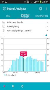 Download Sound Analyzer App 2.2 APK