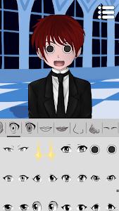 screenshot of Avatar Maker: Anime version 2.5.3