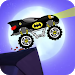 Download BAT Truck - Monster Trucks For kids - batmobile 1.2 APK