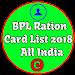 Download BPL Ration Card List 2018 - All India 3.1 APK