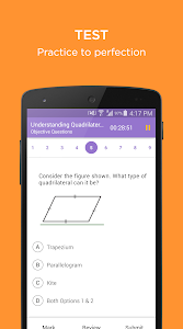 screenshot of BYJU'S – The Learning App version 2.1.0.2064