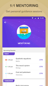screenshot of BYJU'S – The Learning App version 3.7.1.2894