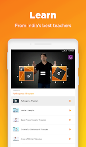 screenshot of BYJU'S – The Learning App version 4.9.2.5781