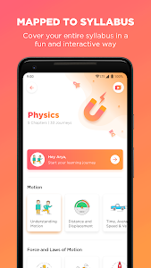 screenshot of BYJU'S – The Learning App version 4.6.0.5326