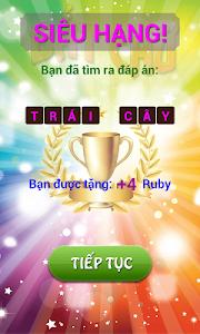 screenshot of Bắt Chữ - Duoi Hinh Bat Chu version 9.6