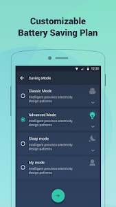 screenshot of Battery Doctor-Battery Life Saver & Battery Cooler version 6.24