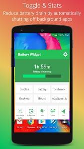 Download Battery Widget Level Indicator 3.9.9 APK