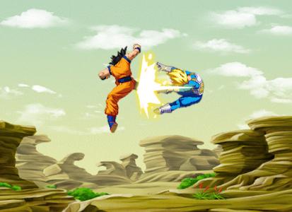 Download Battle Super Goku Saiyan Z 1.1 APK