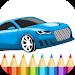 Download Best Cars Coloring Book Game 1.10 APK