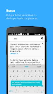 screenshot of Bíblia Sagrada Grátis version 43