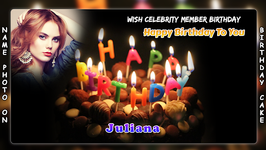 Download Birthday Cake With Name And Photo 1 4 Apk Downloadapk Net