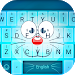 Download Blue Cat Face Typany Keyboard 4.5 APK