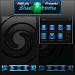 Download Blue Chrome Go Launcher EX 1.3 APK