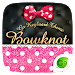 Download Bowknot GO Keyboard Theme 4.5 APK