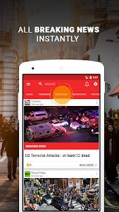 Download US Breaking News: Latest Local News & Breaking 9.0.8 APK
