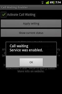 Download Call Waiting Enabler 1.0.1 APK