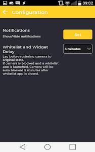 Download Cameraless - camera block 3.0.5 APK