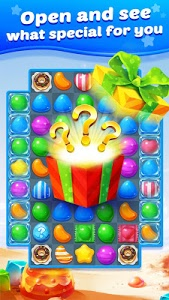 screenshot of Candy Fever version 7.7.3935