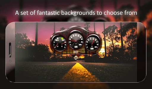 Download Car Dashboard Live Wallpaper 133 APK