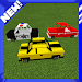 Download Cars Minecraft mod 1.0.0 APK