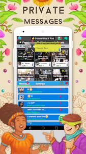 screenshot of Chat Rooms - Find Friends version 1.219970