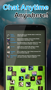 screenshot of Chat Rooms - Find Friends version 1.107685
