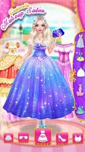 Download Cinderella Fashion Salon - Makeup & Dress Up 1.6.3181 APK