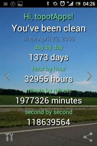 Download CleanTime Counter 1.1 APK