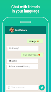 Download Clip India - Videos, Status, Friends, Share & Chat 4.00.010 APK