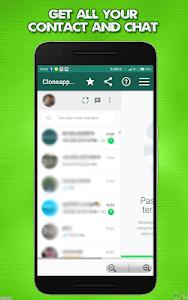Download Cloneapps Messenger 2018 5.1.0 APK